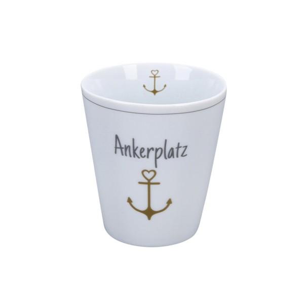 """Krasilnikoff Happy Mug """"Ankerplatz"""""""