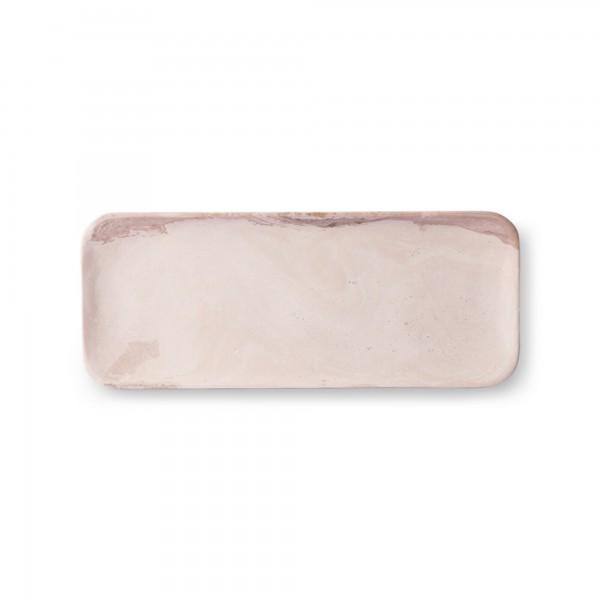 Marmortablett (Pink) von HKliving