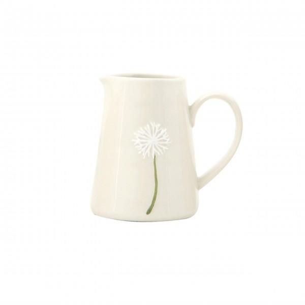 """Milchkännchen mit Pusteblume """"Gatherings"""" von Creative Collection by Bloomingville"""