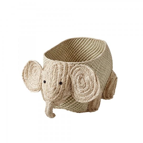 Süßer Elefanten-Korb von Rice