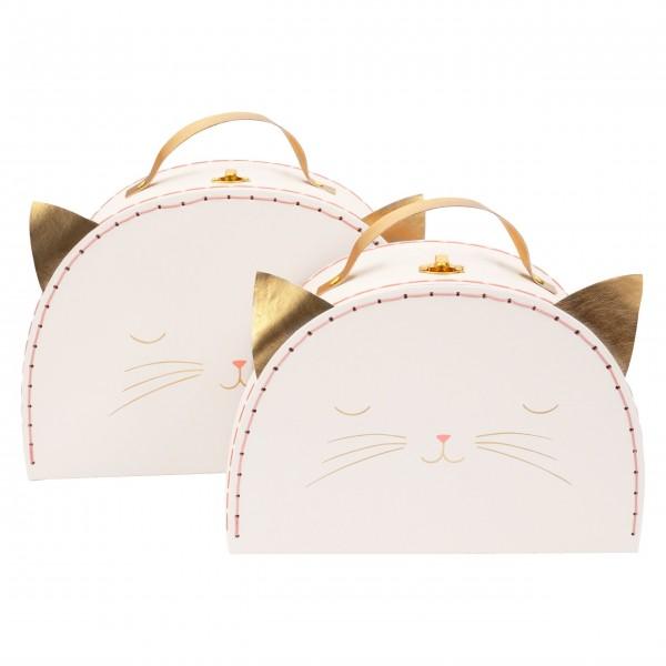Katzenkoffer-Set von Meri Meri