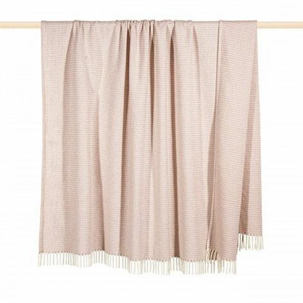 """Decke """"CLASSIC"""" - 150x200cm (Pink) von pad"""