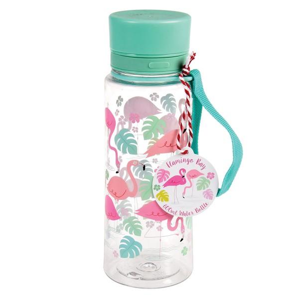 """Trinkflasche """"Flamingo Bay"""" von Rex LONDON"""