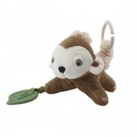 """Activity-Spielzeug """"Maci der Affe"""" (Braun) von sebra"""