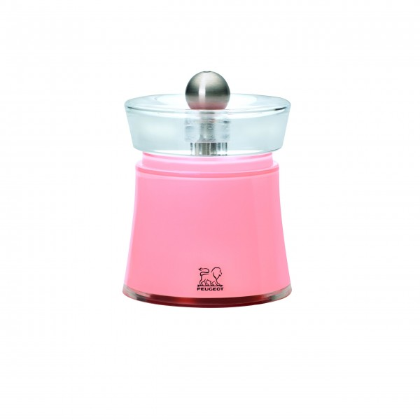 "Peugeot Salzmühle ""BALI"" Acryl rosa, 8 cm"