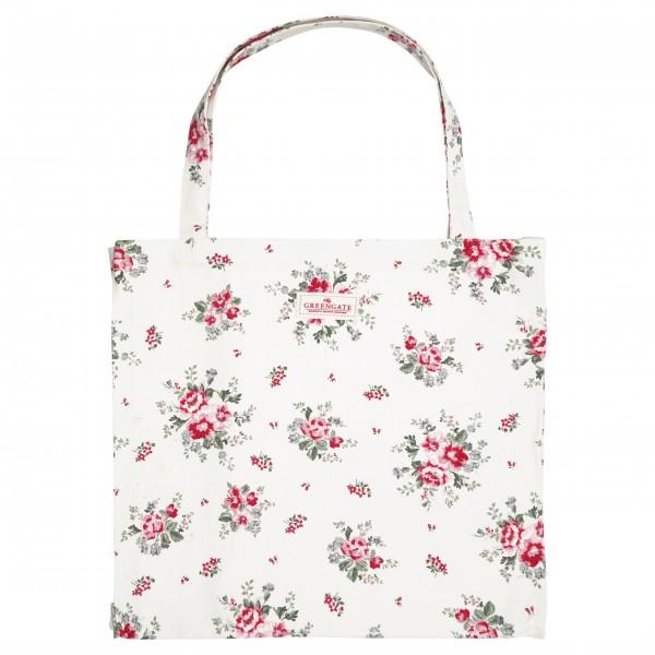 Praktische Einkaufstasche aus der GreenGate Kollektion Elouise White