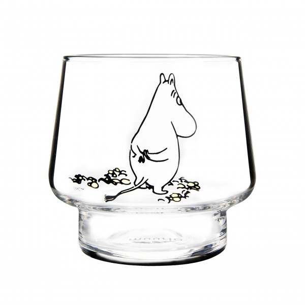 "Windlicht ""Moomin - The Wait"""