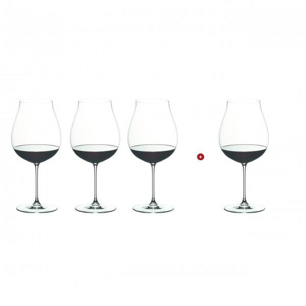 """Riedel """"VERITAS - KAUF 4 ZAHL 3"""" Neue Welt Pinot Noir"""