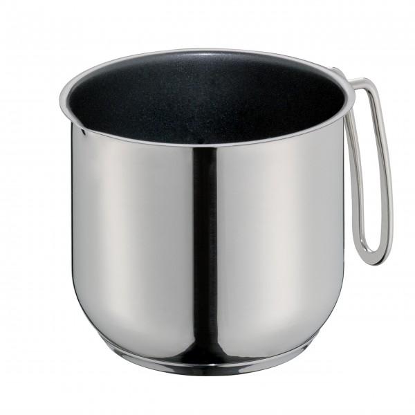 """Hochwertiger Milchtopf """"Cook"""" aus Edelstahl"""