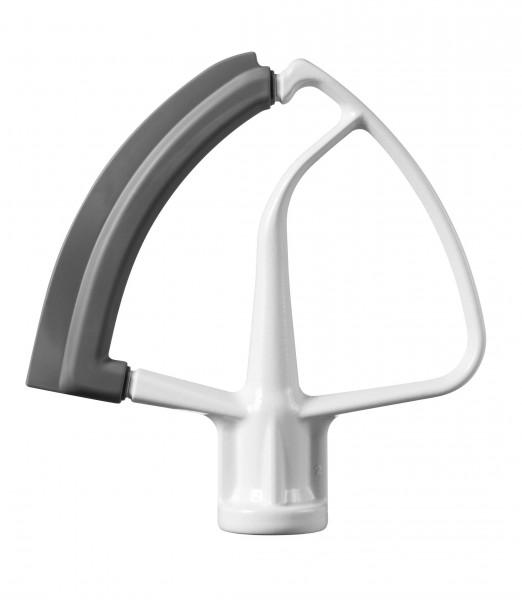 Mit dem flexiblen Flachrüher von KitchenAid bekommen Sie ein optimales Rührergebnis