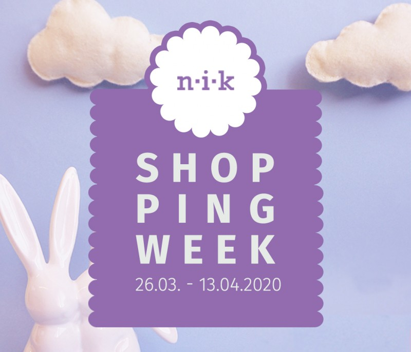 NIK Shopping Week