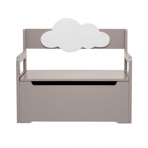 """Bloomingville Kinderbank """"Cloud"""" (Braun)"""