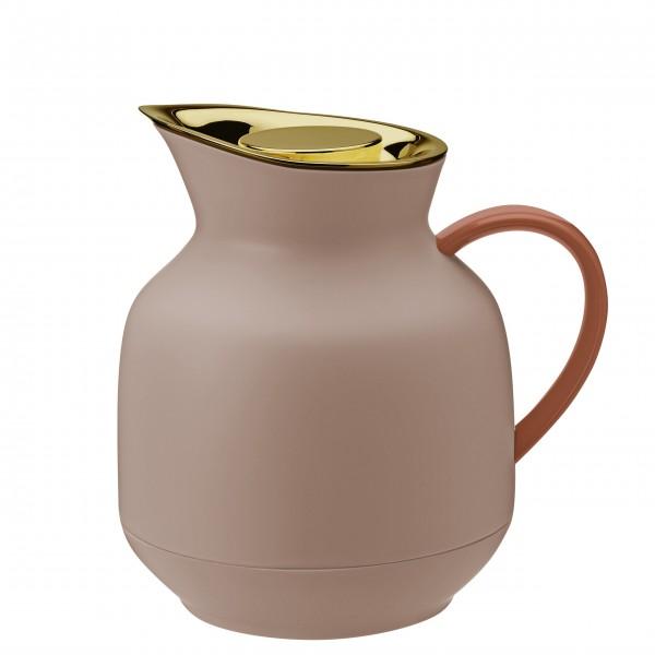 "Stelton Tee-Isolierkanne ""Amphora"" (Soft Peach)"
