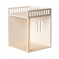 Maileg Puppenhaus Erweiterung - Holz (Creme)