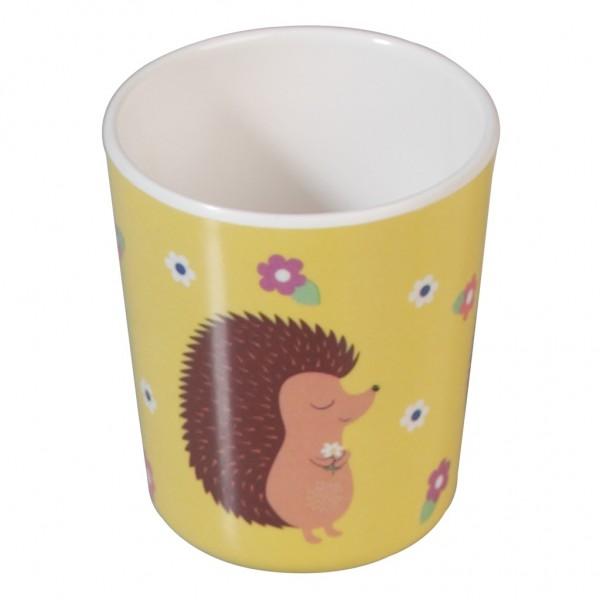"Melamin Becher ""Honey the Hedgehog"""