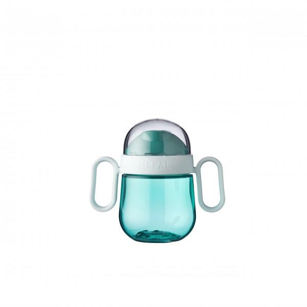 "Mepal Antitropf-Trinklernbecher ""Mio"" (Deep Turquoise) - 200 ml"