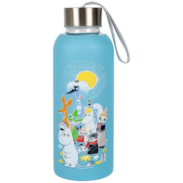 "Moomin Thermosflasche ""Mumin Sommertag"" von martinex-moomin"
