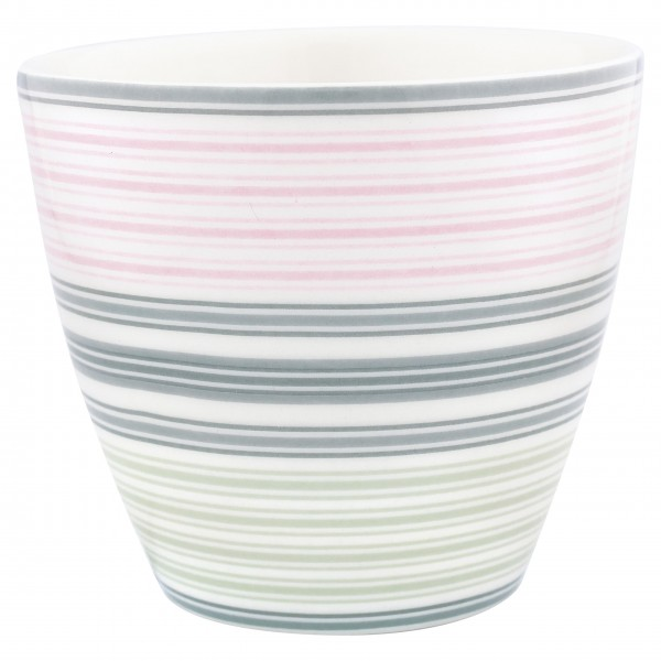 "GreenGate Latte Cup ""Mabel"" (White)"