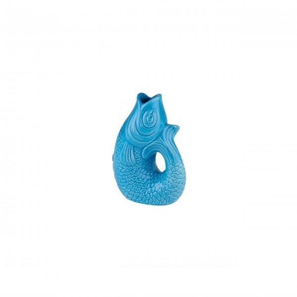 Gift Company Monsieur Carafon, Vase, XS, lagoon, 0,2 Liter