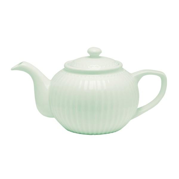 Hübsche Teekanne in Grün von GreenGate