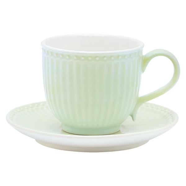 Ein echer Klassiker - die Tasse Alice von GreenGate