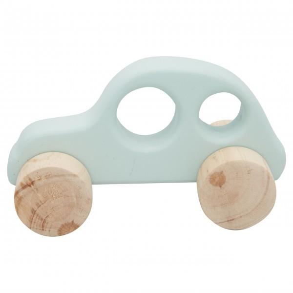 "GreenGate Kinderzimmer-Deko ""Car"" (Pale Blue)"