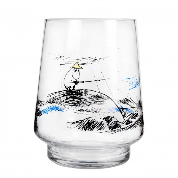 "Windlicht ""Moomin - Gone Fishing"""