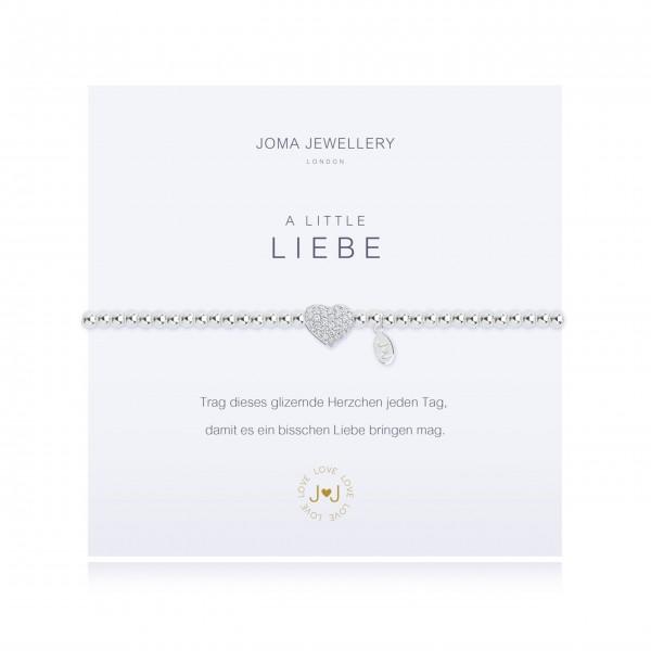 "Armband ""a little - Liebe"" von Joma Jewellery"