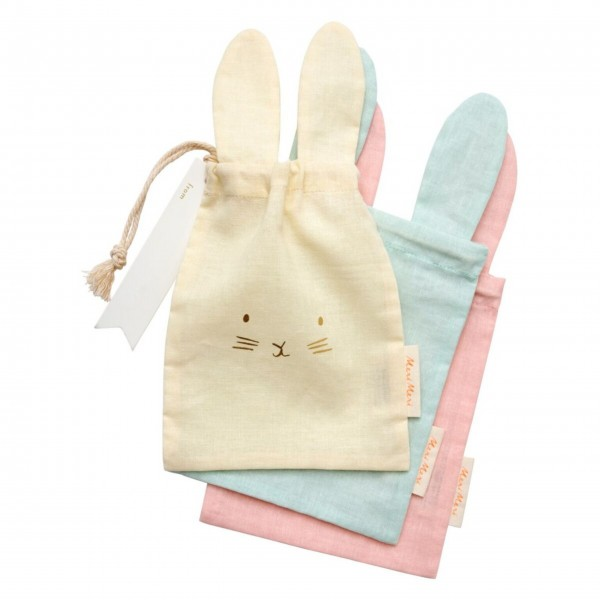 "Geschenktüten ""Bunny"" von Meri Meri"