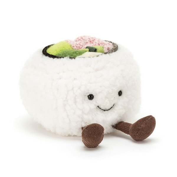 """Jellycat Stofftier """"Silly Sushi - California"""""""