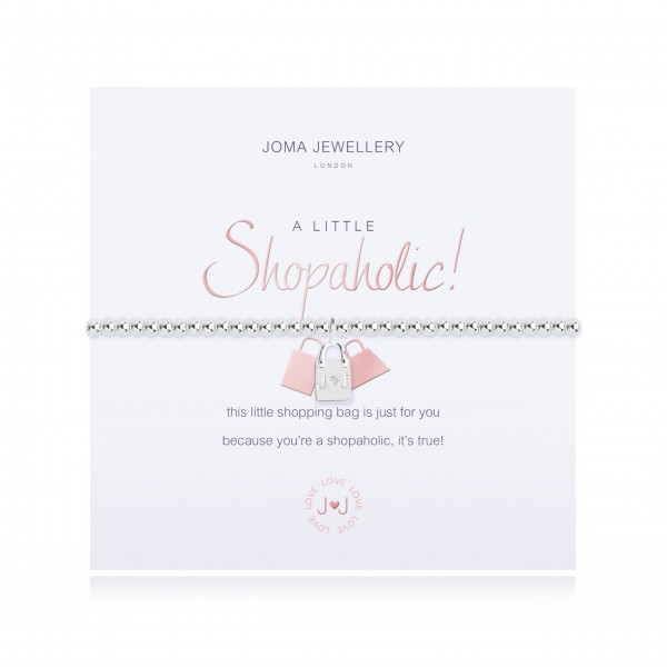 """Joma Jewellery Armband """"Shopaholic"""""""