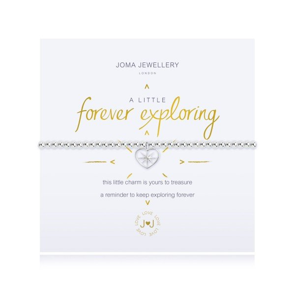 """Armband """"a little - Forever Exploring"""" von Joma Jewellery"""