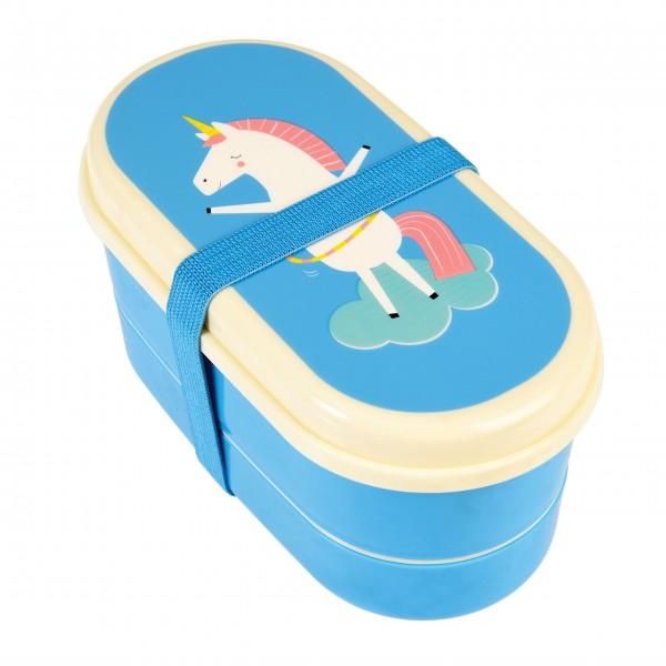 Praktische Lunchbox für Unterwegs