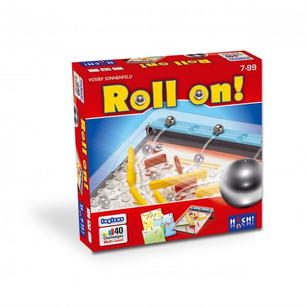 """Logicus-Spiel """"Trade Roll on!"""" von HUCH!"""