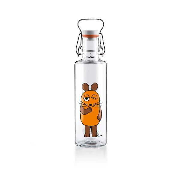 """Trinkflasche """"Die Maus"""" von Soulbottles"""