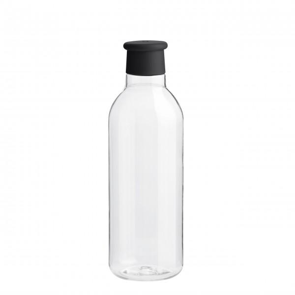 """Stelton Wasserflasche """"Drink-It"""" - 750 ml (Schwarz)"""