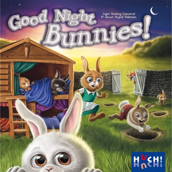 Kinderspiel Good Night, Bunnies! von HUCH!