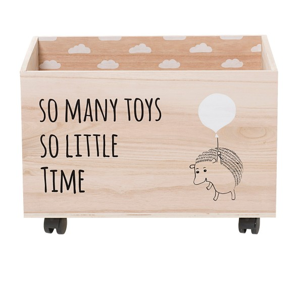 So many toys - so little time! Süße Aufbewahrung von Bloomingville