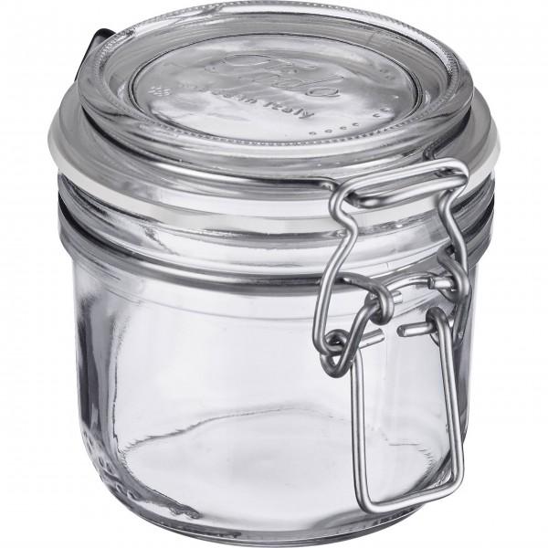Westmark Drahtbügelglas (Transparent/Rund) - 500 ml