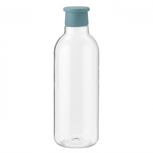 """Stelton Rig-Tig Wasserflasche """"DRINK-IT"""" (Türkis), 750ml"""