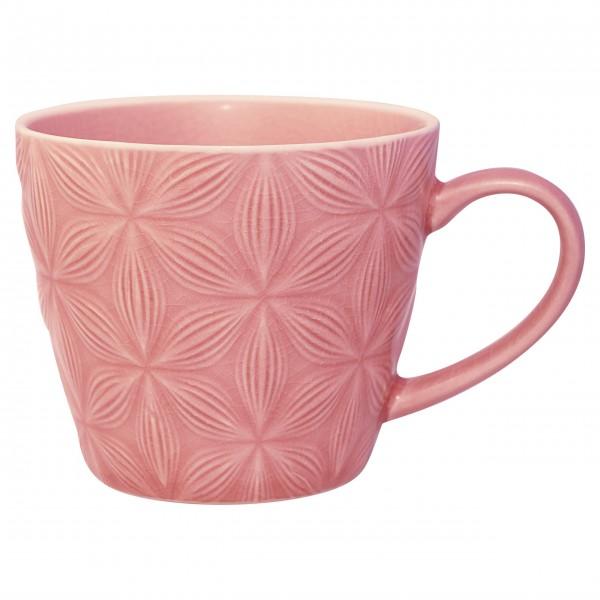 "GreenGate Henkeltasse ""Kallia"" (Pale Pink)"