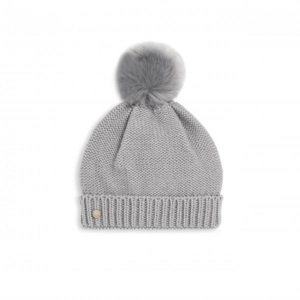 Mütze (Grau) von KATIE LOXTON