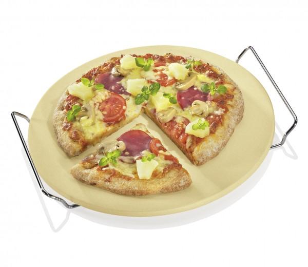 Selbstgemachte, kusprige Steinofen-Pizza und das mindestens genauso lecker wie vom besten Italiener!