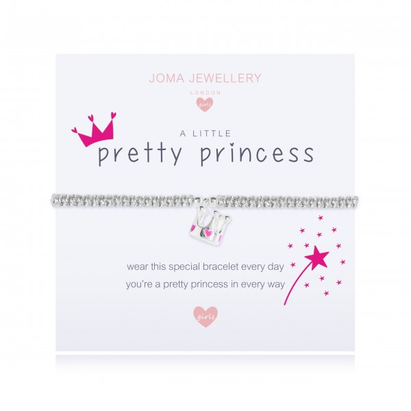 "Armband ""a little - Pretty Princess"" von Joma Jewellery"