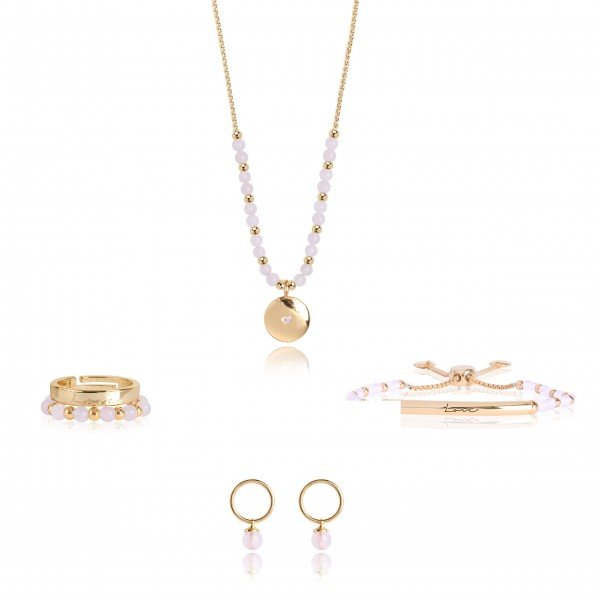 "Schmuck-Set ""Signature Stones - Love"" von Joma Jewellery"