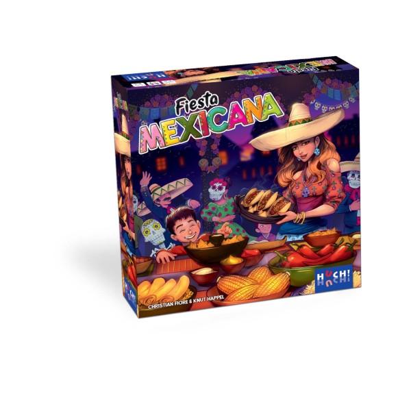 Gesellschaftsspiel Fiesta Mexicana von HUCH!