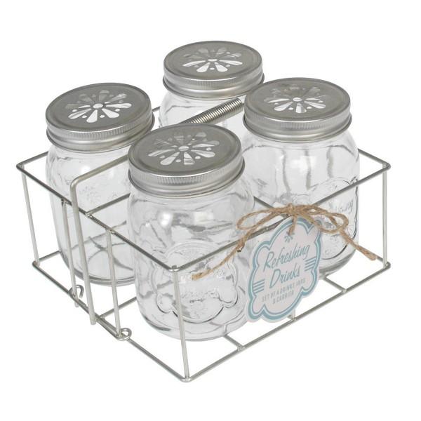 Gläser für die ausreichende Erfrischung im Sommer