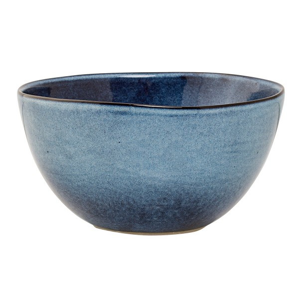 Handgefertigte Keramikschüssel von Bloomingville