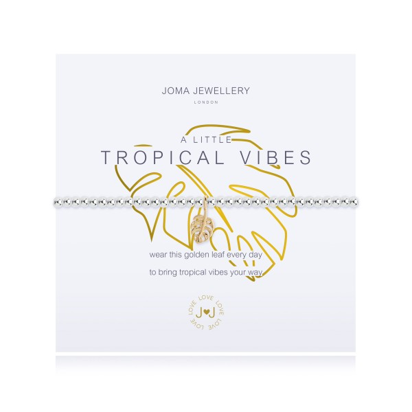 """Armband """"a little - Tropical Vibes"""" von Joma Jewellery"""