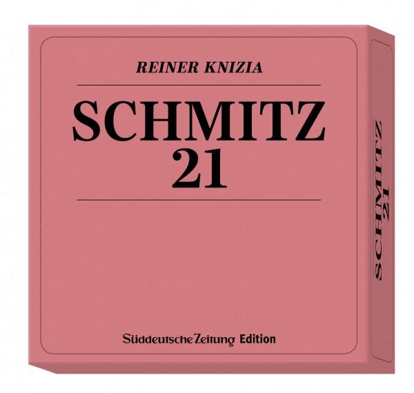 """Lernspiel """"Schmitz 21"""" Süddeutsche Zeitung Edition"""
